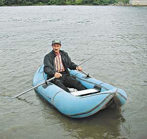 способы рыбалки с лодки